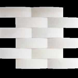KR1358 Melda Light 48x150mm Fehér Márvány
